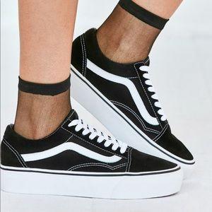 Vans old skool platform sneaker 8